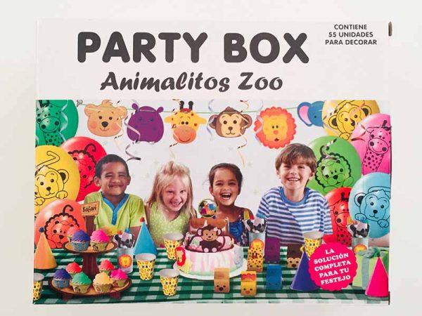 Party Box Animalitos