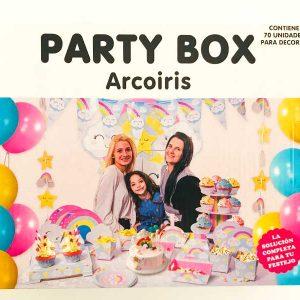 Party Box Arcoiris