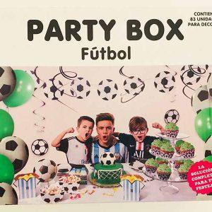Party Box Fútbol