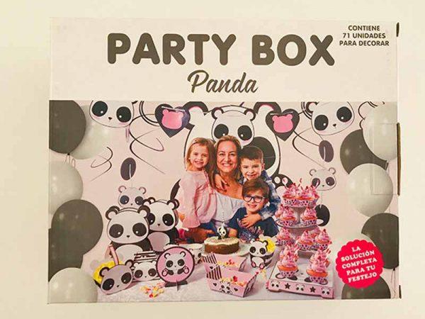 Party Box Panda