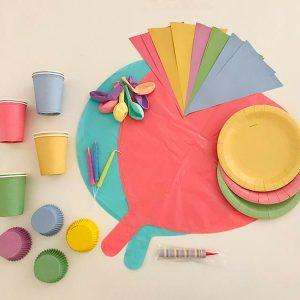 Party Box Pastel