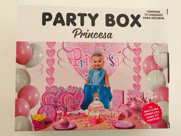 Party Box Princesa